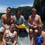 100 Degrees East Dive Team Foto