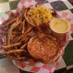 Bacon Cheeseburger!