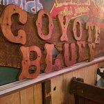 Inside Coyote Bluff