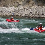 Nelson Whitewater Rafting Co. Foto