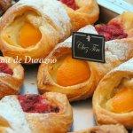 Croissant de Durazno