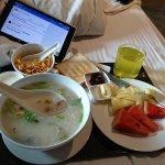 Breakfast.. Room service