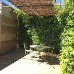 Nature Suite 3, garden