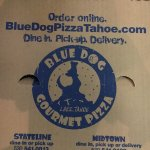 Фотография Blue Dog Gourmet Pizza