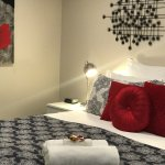 Apartment 3 - Spacious Bedroom