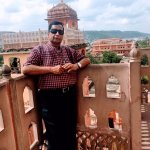 From Top of Hawa Mahal