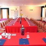 Meeting Room Tempio at Grand Hotel Trieste