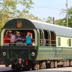 Curiosity and the Orient Express railway - Hua Hin City, THAILAND