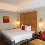Comfortable, spacious rooms