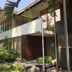 Richard Neutra's own home