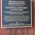 Richard Neutra's home