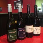 Our selection of local wines - Mount Coghill, Mount Beckworth, Jean Paul