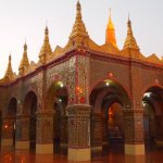 Top of Mandalay hill