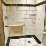 Brown Palace, shower stall