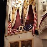 Abe Lincoln's theatre box