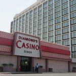 Diamond's Casino and Diner, Reno, Nevada