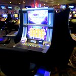 Slot Area, Diamond's Casino and Diner, Reno, Nevada