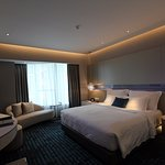 Tastefully decorate, spacious rooms