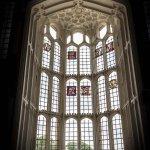 Beautiful window in the Great Hall.