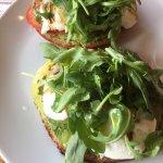 BEST avocado toast!