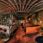 Truth Cafe Pano by Robert Miller