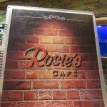 Rosie;s Cafe, The Nuggett Casino, Sparks, Nevada