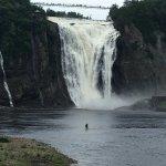 Fisherman at the Falls