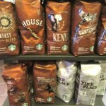Coffee by the Bag, Starbucks, Nuggett Casino, Sparks, Nevada