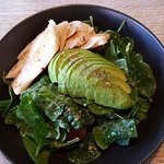 Chicken and Avocado Salad - very nice