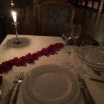 Anniversary Dinner at Chez!