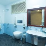 Handicapped Bath room