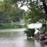 Music & tranquility @ Kandawgyi Garden and Lake - Yangon, MYANMAR