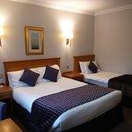 Foto de Ashdown Park Hotel Conference and Leisure Centre