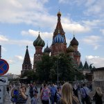 St. Basil's Cathedral Moscow Russia - A Beauty to Behold