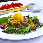 Aroma Restaurant and Cafe Quinoa and Mango Salad