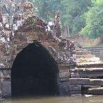 The tiny temple of Neak Pean, Angkor Wat - Siem Reap, CAMBODIA