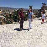 Üç güzeller / Kapadokya