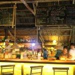The Bar serves excellent mixtures
