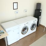 Self Service Laundry Room