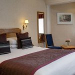 All rooms have free Wi-Fi, Television with Sky channels, tea and coffee facilities, hairdryer
