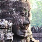 Bayon Temple (Smiling faces) - Siem Reap, CAMBODIA