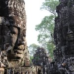 Bayon Temple (Smiling faces) - Siem Reap, CAMBODIA