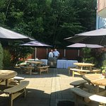 Private Garden suitable for occasions, BBQ, Corporate Functions