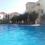 Agrilionas Beach Apartments Foto