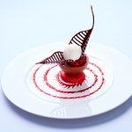 La Douce Framboise au Parfum Chocolaté a la Fève de Tonka