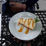 Deserts & cheese board very nice