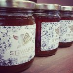 Stewarts Honey produced by bees kept onsite at Stewarts Christchurch Garden Centre