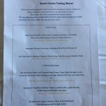 The 7 Course Taster Menu that left me a little, wanting.