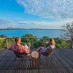 View from room - Pumulani, Lake Malawi