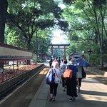 Photo of Musashi Ichinomiya Hikawa Shrine
